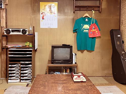 【レンタルルーム】昭和60年代の友達の家